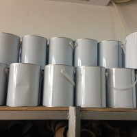厂家直销油性被覆剂 汤勺涂料优质被覆剂 压铸防熔坩埚涂